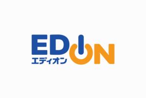 EDIONエディオンロゴ