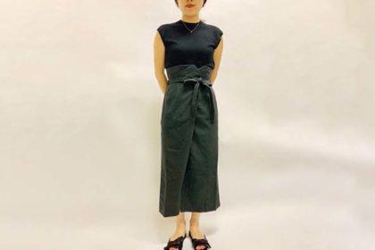arm in arm 女性向けのロングスカート