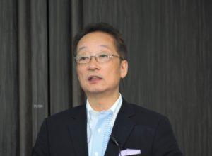 山本 慎一郎氏