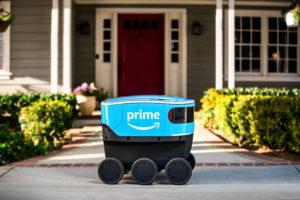 アマゾンの自動運転技術
