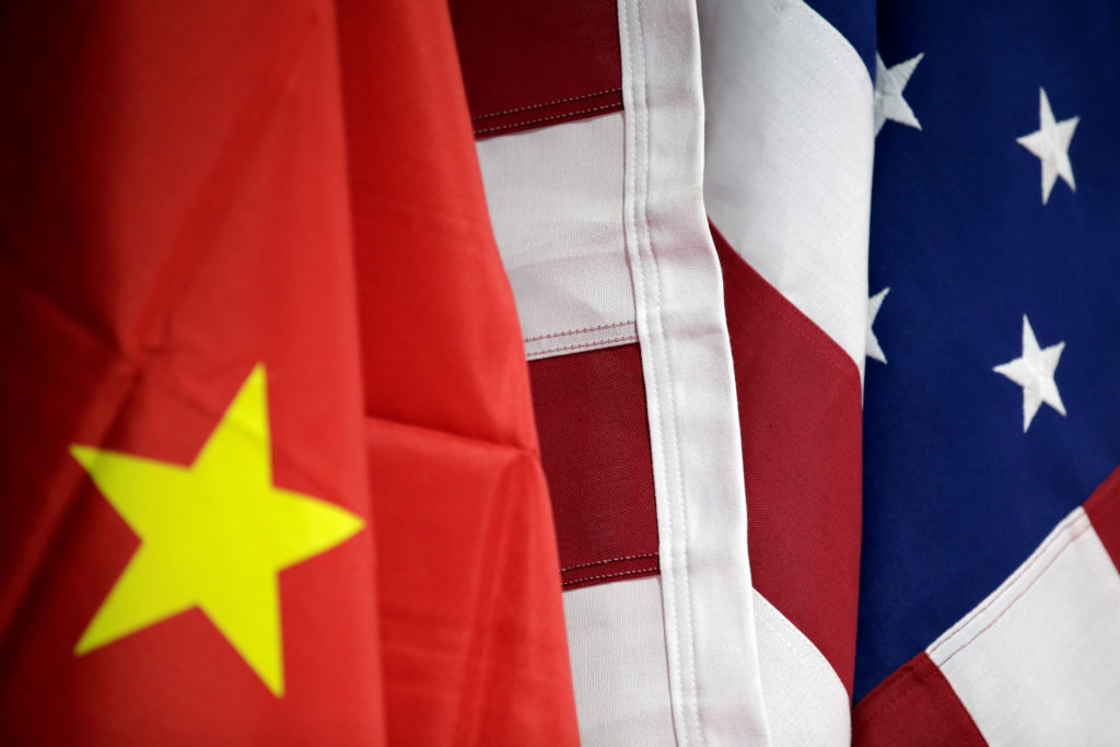 中国企業、米農産品の輸入を停止=商務省