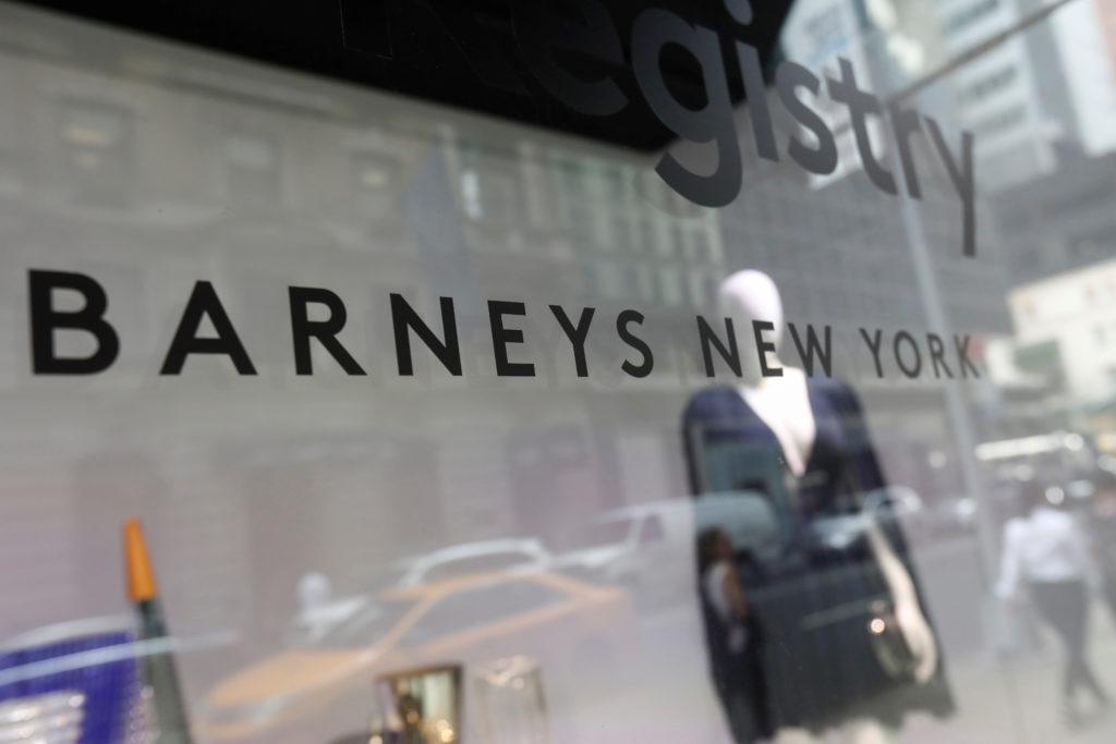 米百貨店バーニーズ、破産法適用を申請=NYT