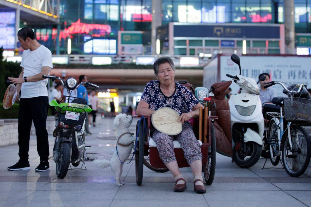 中国の高齢者ケア市場