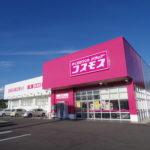 コスモス薬品の主力フォーマットは500坪サイズの郊外店だ。関東エリアにおいても出店のメーンは郊外店となる見込み
