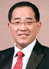 Chairman Jingmin Sang氏