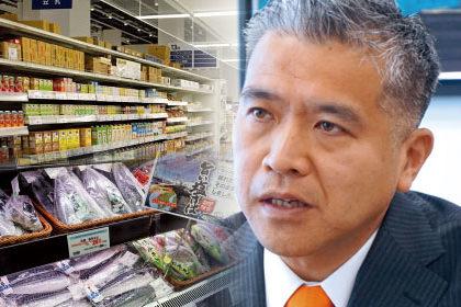 オーケー代表取締役社長 二宮涼太郎