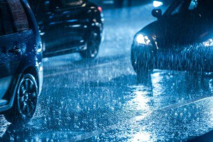 ゲリラ豪雨イメージ