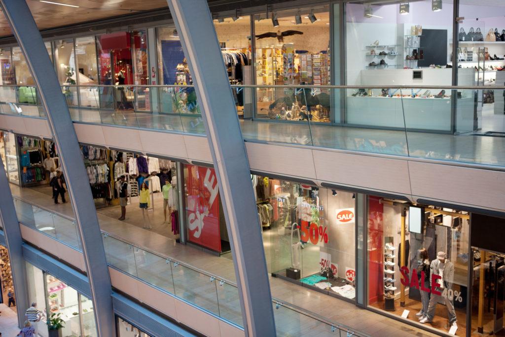 ショッピングセンターイメージ