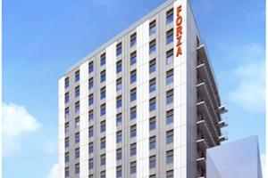 コスモス薬品 大阪・ミナミに複合商業施設