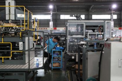 中国製造業イメージ