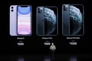 新型iPhone発表