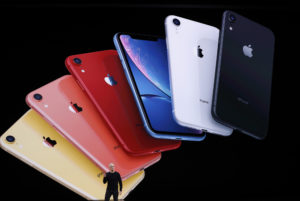 iPhone11発表会の様子