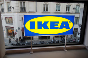 IKEAパリ
