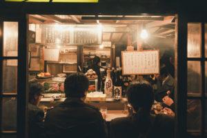福岡の屋台のイメージ