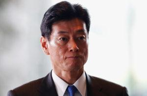 西村康稔経済再生相