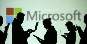 マイクロソフトのロゴイメージ