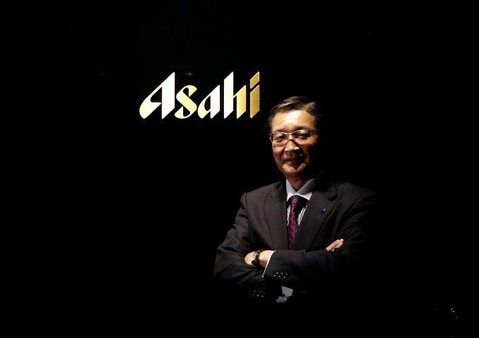 小路明善社長兼最高経営責任者(CEO)