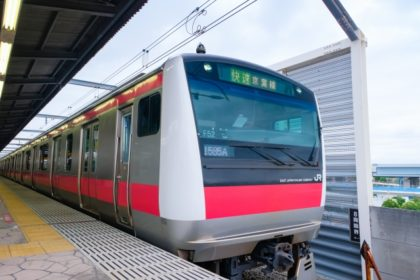 京葉線の画像
