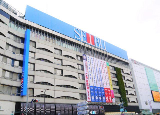 堤氏が作り上げたセゾングループの象徴とも言えるのが、西武百貨店池袋本店だ。最盛期は3000億円とも言われる売上を誇った