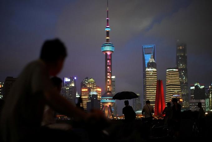 上海の様子