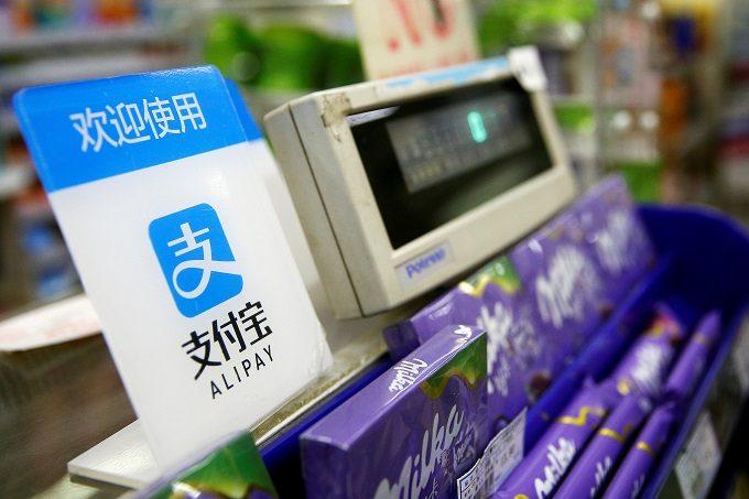 上海の店舗の様子