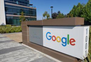 カリフォルニア州マウンテンビューにあるGoogle