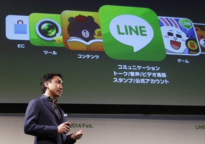LINE出澤CEO