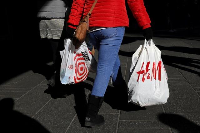 ニューヨークの買い物客
