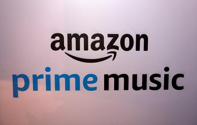 アマゾン・プライム・ミュージックのロゴ