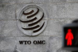 ジュネーブにあるWTO本部