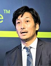 SAS Institute Japan株式会社 井上 義成氏