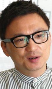 ストライプインターナショナル代表取締役社長兼CEO 石川康晴