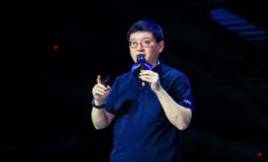銀泰百貨の陳CEO