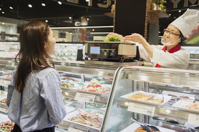 惣菜売場のイメージ