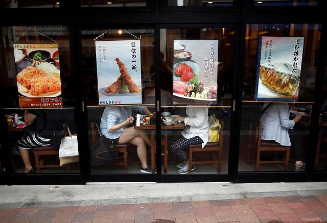東京都内の飲食店