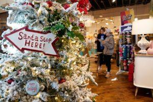 クリスマス商戦 ケンタッキー州にて