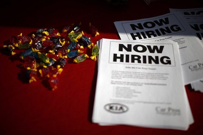 米失業保険 イメージ