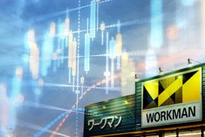 workman と株価