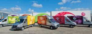 イオン、英オカドと提携、ネットスーパーの売り上げを30年で6000億円に