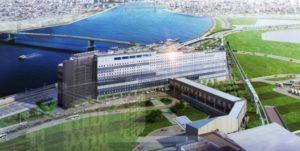 住友不動産、「羽田エアポートガーデン」を来春開業、ホテルや商業施設、天然温泉など