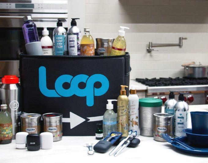 イオン、使用済み容器回収・再利用の仕組み「Loop」に参画、国内小売業で初