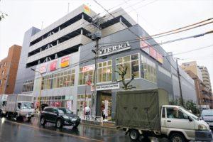 11月27日、オーケーが東京都墨田区にオープンした最新店「住吉店」