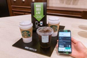 スターバックス、事前注文・決済サービスを大阪と愛知の53店舗で