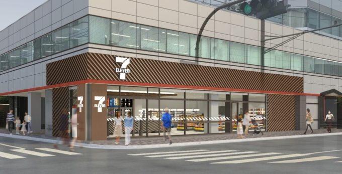 セブンイレブン、省人化・省力化の実験店舗を東京・麹町にオープン