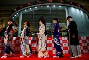 東京証券取引所の大発会