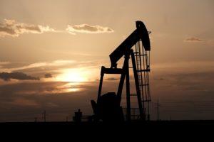 米テキサス州の油田