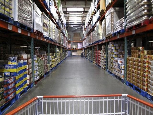 カリフォルニア州の卸売倉庫