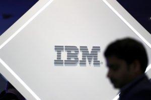IBMロゴ
