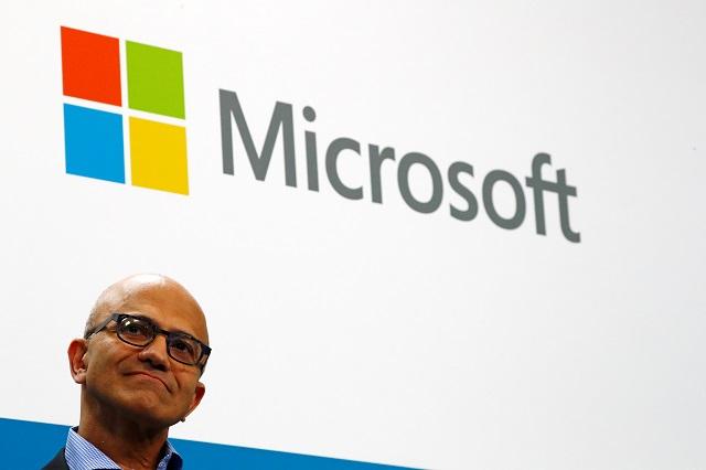 サティア・ナデラ米マイクロソフト最高経営責任者(CEO)