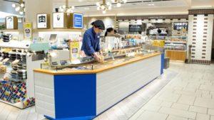 JR東日本スタートアップ、新幹線で鮮魚を輸送、品川駅構内で販売